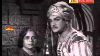 Bhagdad Gaja Donga Telugu Full  Movie Part -15 - NTR Super Hit Movie