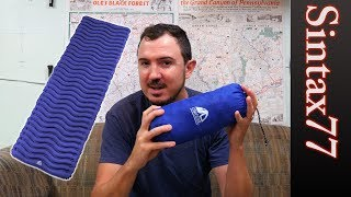 Unigear Sleeping Pad Review - Budget Backpacking Gear