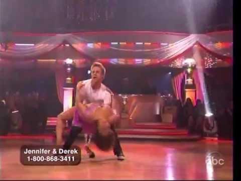 """Jennifer Grey & Derek Hough - """"Do You Love Me"""" Música"""