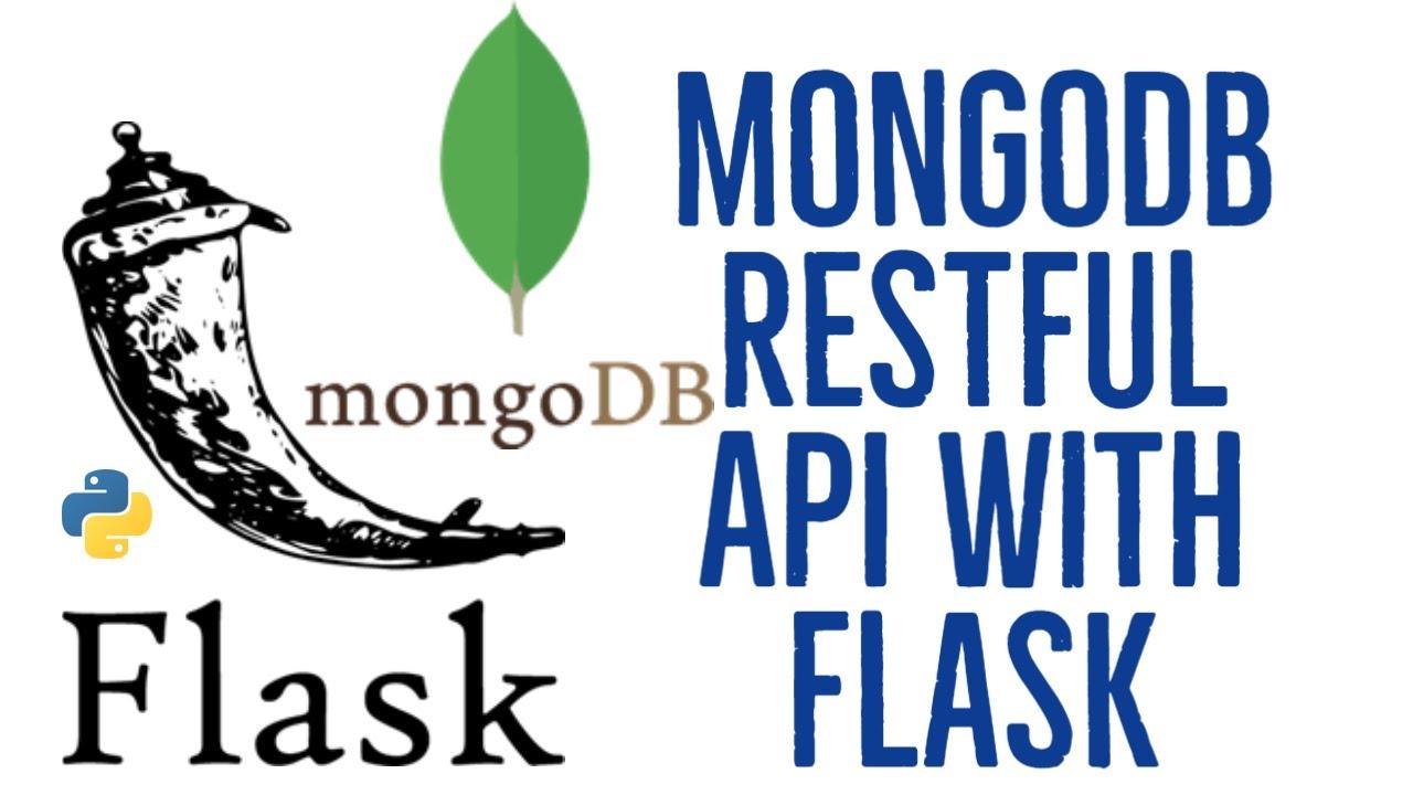 Using MongoDB with Flask Rest API