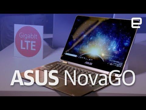 ASUS NovaGO hands-on