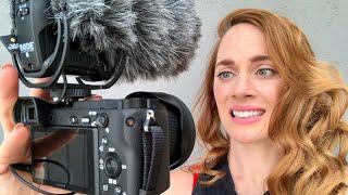 My New Camera Equipment (Vlog) - Sony a6300 Mirrorless Camera