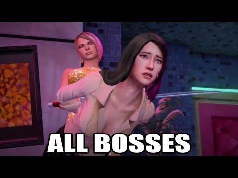Dead Rising 2 All Psychopaths Bosses With Cutscenes Hd