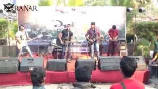 Aa Bhi Jaa by Ranar - Live at Poyla Rock - Indian Rock Band