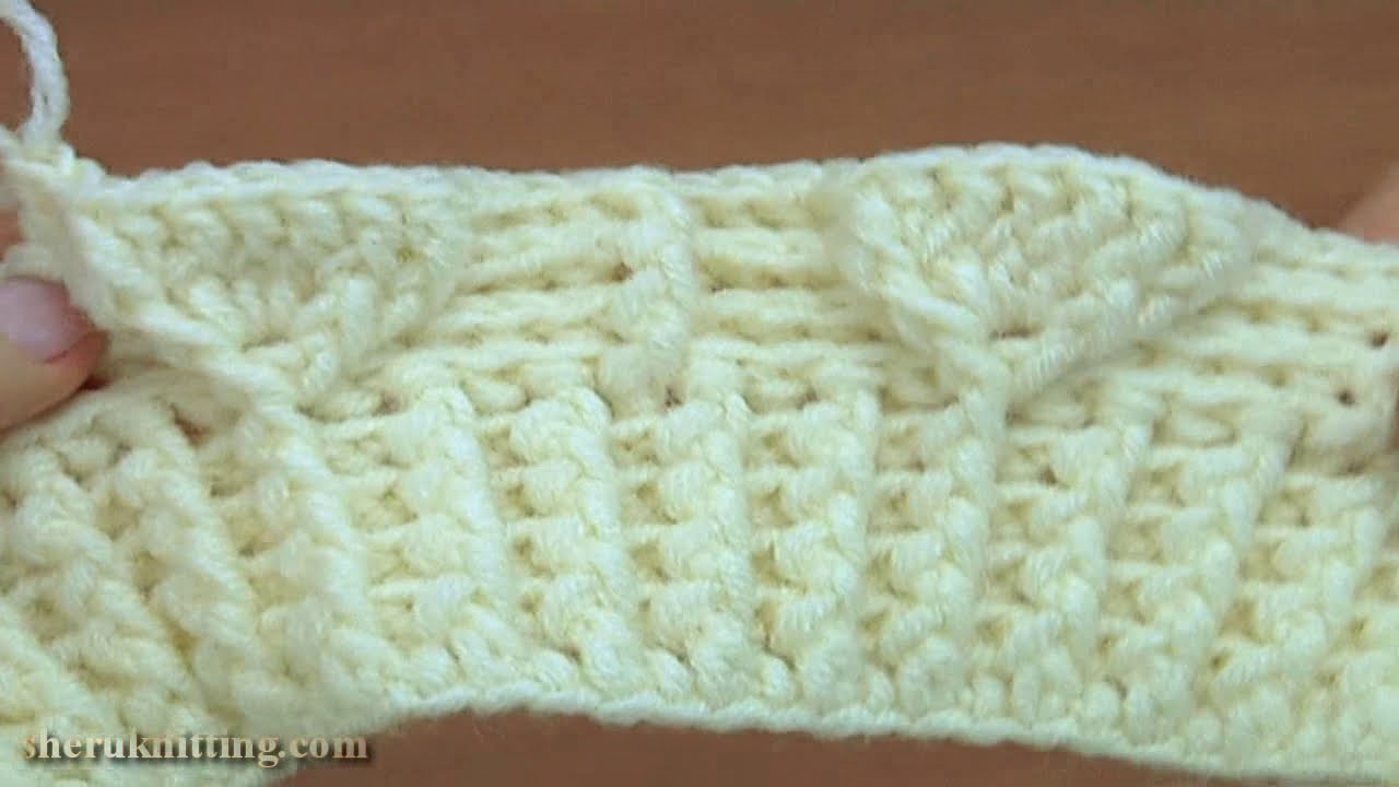 Crochet Cable Stitch Hat Tutorial 178 - YouTube b107cf2820c