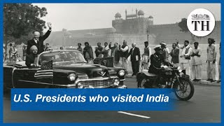 U.S. Presidents who have visited India before Trump