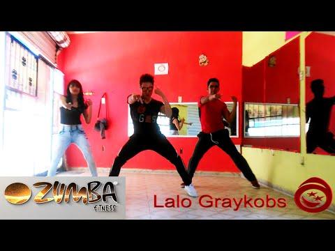 Lalo Graykobs Zumba Como Yo Me Muevo - El Alfa