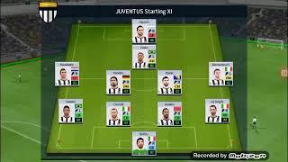 Ronaldo game mi genre with Dream league soccer