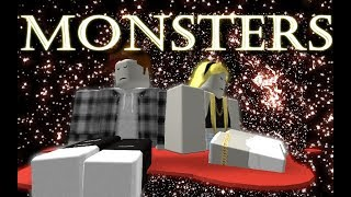 MONSTERS - Vampire Roblox Series - Episode 10