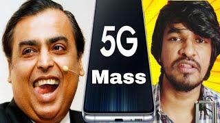 Surprise: Jio 5G Full Details | Tamil | Madan Gowri | MG