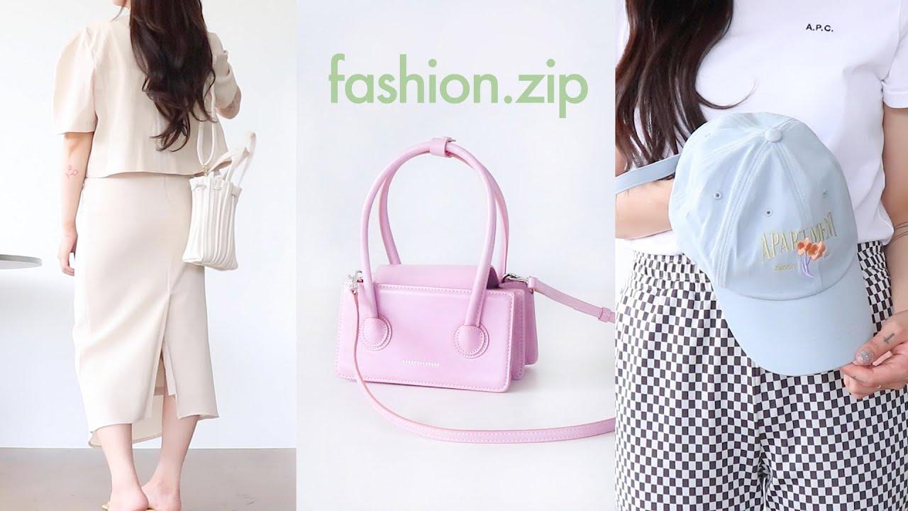 초여름 최애 패션템 모음.zip🧃핏 예쁜 티 & 색감이 다한 가방,신발들 (쇼핑몰, 디자이너브랜드) | jianssi