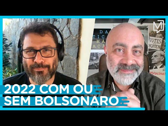 Conversas: Cláudio Couto e as perspectivas para 2022 com ou sem Jair Bolsonaro