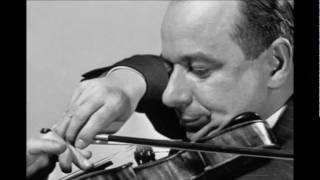 Francescatti Plays Kreisler - Praeludium and Allegro
