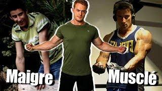Devenir Musclé quand on est Maigre !!!