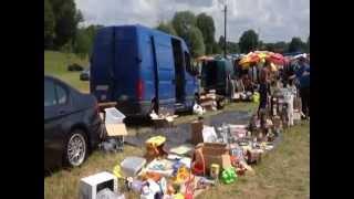 видео: Рынок ношенных вещей во Франции