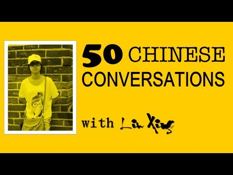 50 Chinese Conversations.