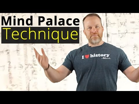 How to Memorize Fast and Easily // Mind Palace: Build a Memory Palace