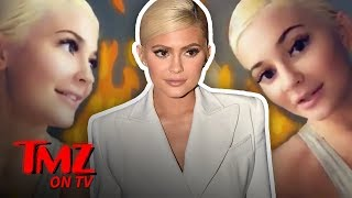 Kylie Jenner's Mind Is Blown After Having Cereal With Milk | TMZ TV