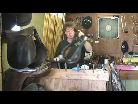 Equipment: Broken Saddle Trees | Jim Overdorf
