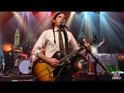 "The Avett Brothers on Austin City Limits ""Kick Drum Heart"""