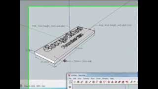 Video Adding Text (3D, 2D, and Labels) and Moving in SketchUp download MP3, 3GP, MP4, WEBM, AVI, FLV Desember 2017