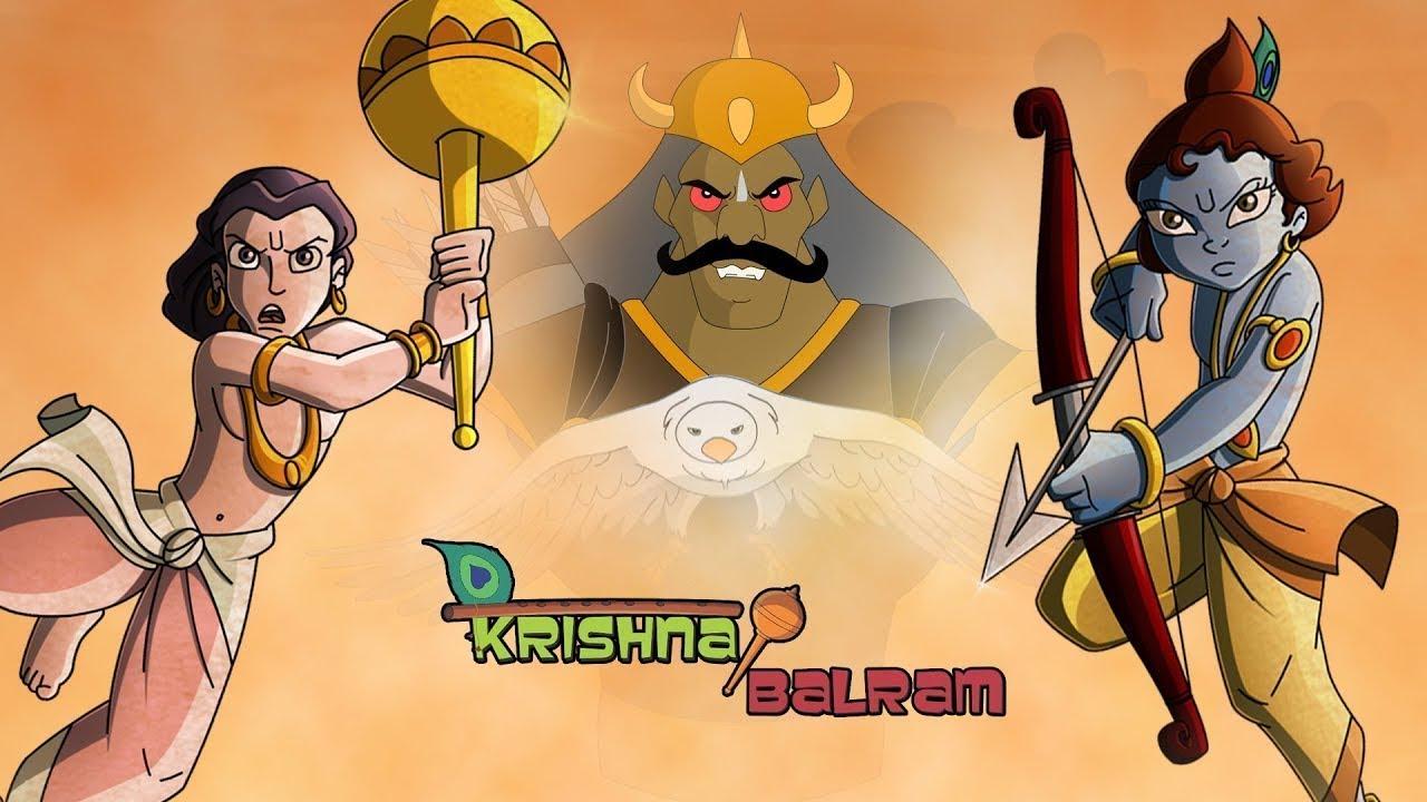 Krishna Balram - Defeating Tarapiska