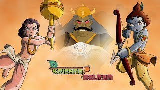 Krishna Balram - Defeating Tarapiska