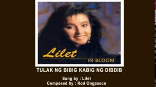 Tulak Ng Bibig, Kabig Ng Dibdib By Lilet (Music & Video with Lyrics) Alpha Music