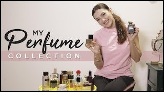 My Perfume Collection   Gauahar Khan