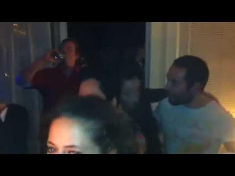 Party at the University of Cincinnati