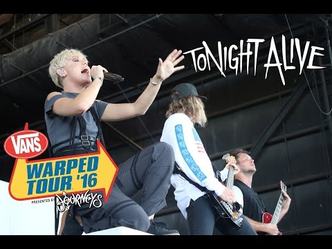 Tonight Alive - Full Set (Live Vans Warped Tour 2016) Mp3