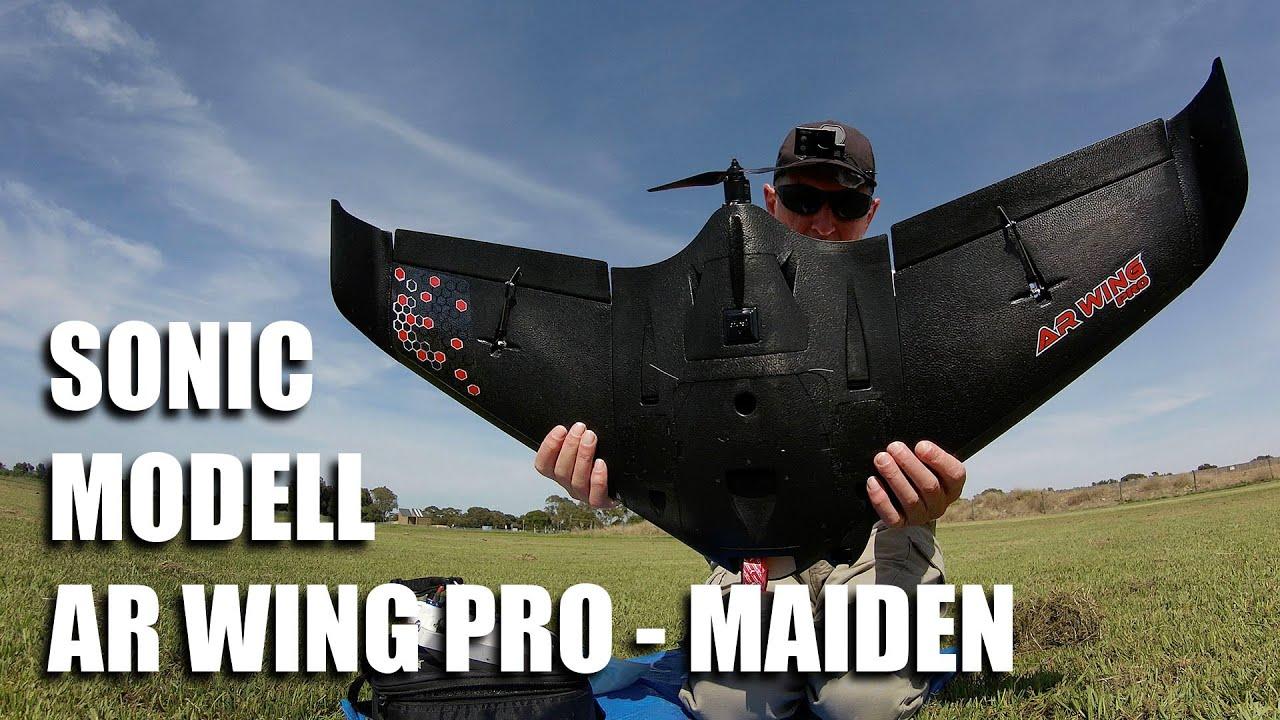 Sonic Modell AR Wing Pro - Maiden