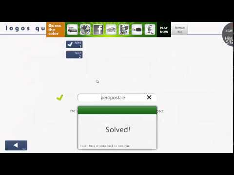 logos quiz+ level 5 - YouTube