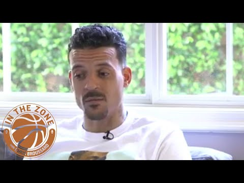 'In the Zone' with Chris Broussard Podcast: Matt Barnes - Episode 47 | FS1