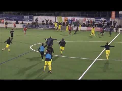 La Peña Azagresa vence 0-1 en Fraga