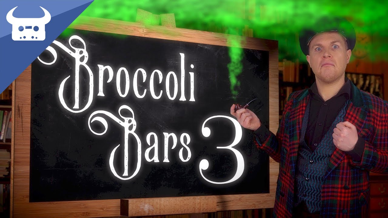 Download BROCCOLI BARS 3: WIGGLY WILLY | Dan Bull