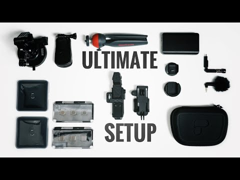 Best DJI Osmo Pocket Accessories And Tips For Cinematic Footage