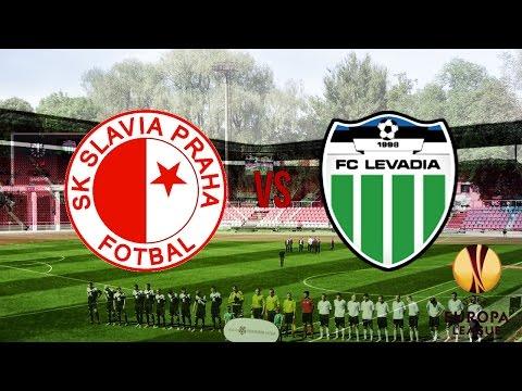 EUROPA LEAGUE | SK Slavia Praha - FC Levadia Tallinn | PROMO
