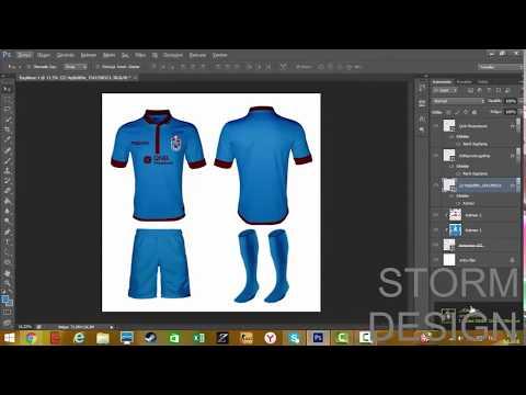 Trabzonspor Forma Tasarım
