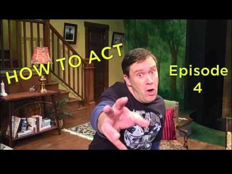 How To Act 4: How To Pantomime
