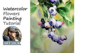Watercolor F…