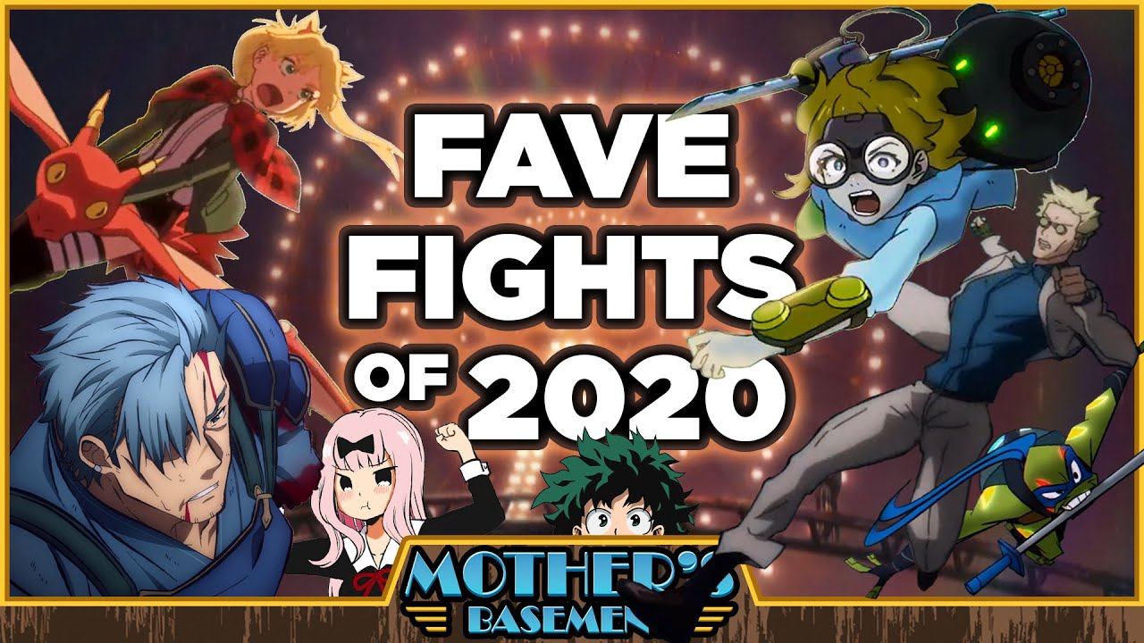 10 Fave Fights of 2020 - AniMelee