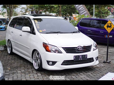 Modifikasi Toyota INNOVA CEPER & GAUL
