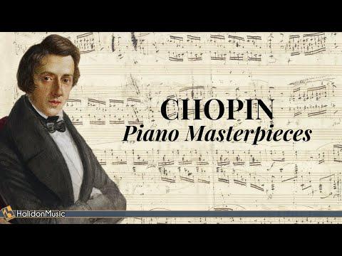 Chopin - Piano Masterpieces