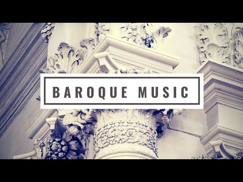 Baroque Music for Studying  30 minutes