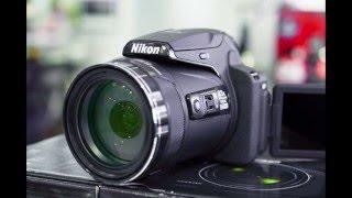 Nikon Coolpix P900 Wifi, NFC