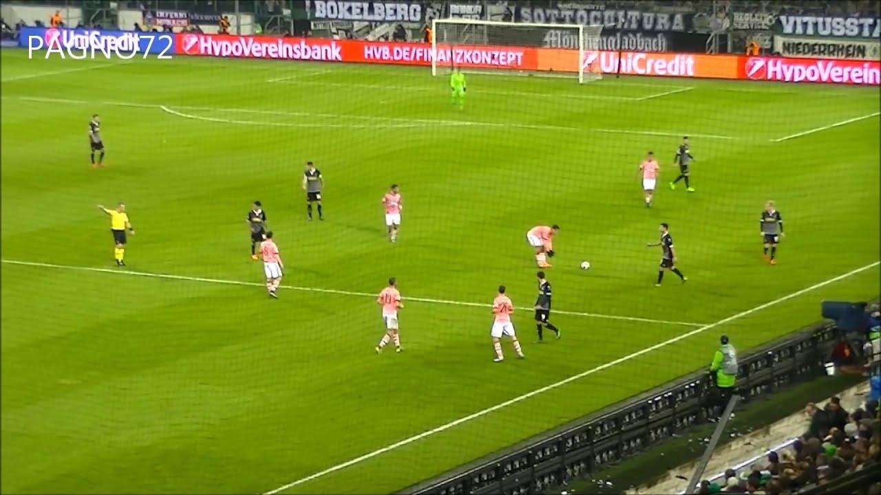 Juventus Vs Gladbach