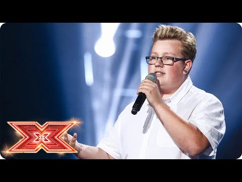 Can Jack Mason rise to the challenge and claim a seat? | Six Chair Challenge | The X Factor 2017
