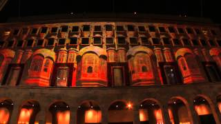 LaRinascente - video mapping