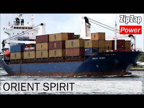 ORIENT SPIRIT | Container Ship
